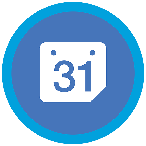 Google Calendar Connector - Mule 3 icon